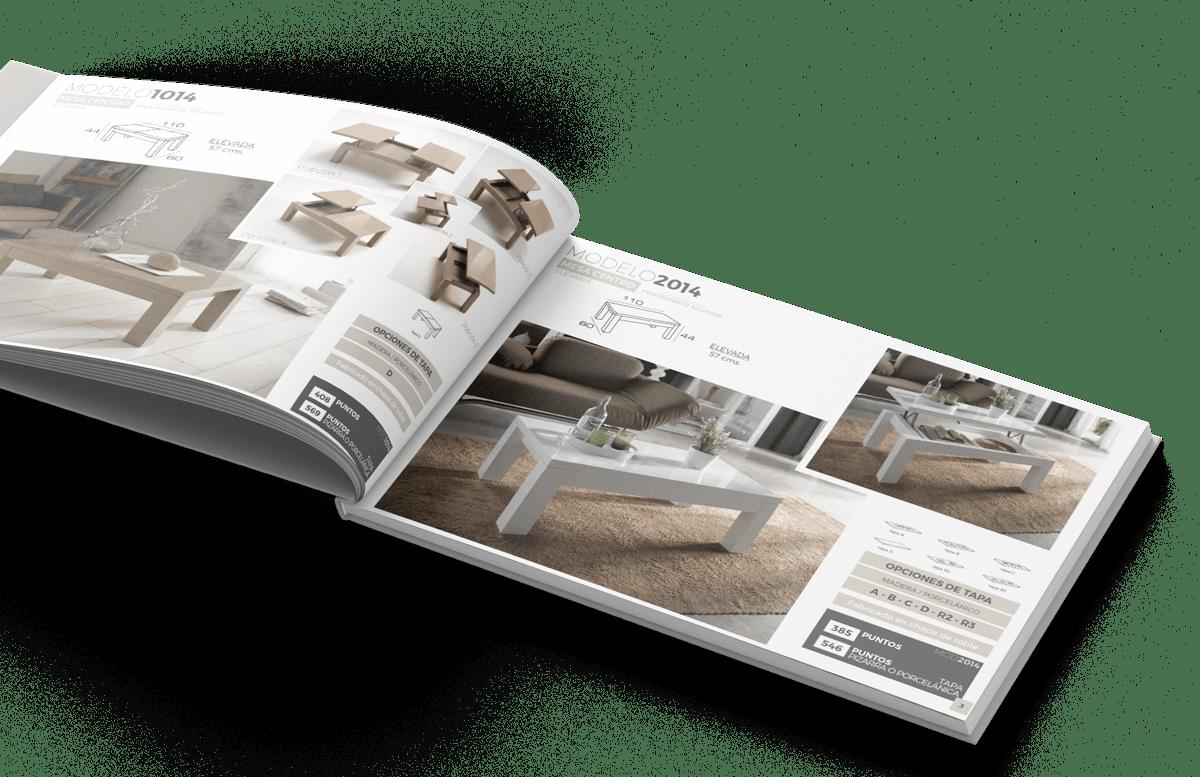 Diseño de Catálogos en Yecla