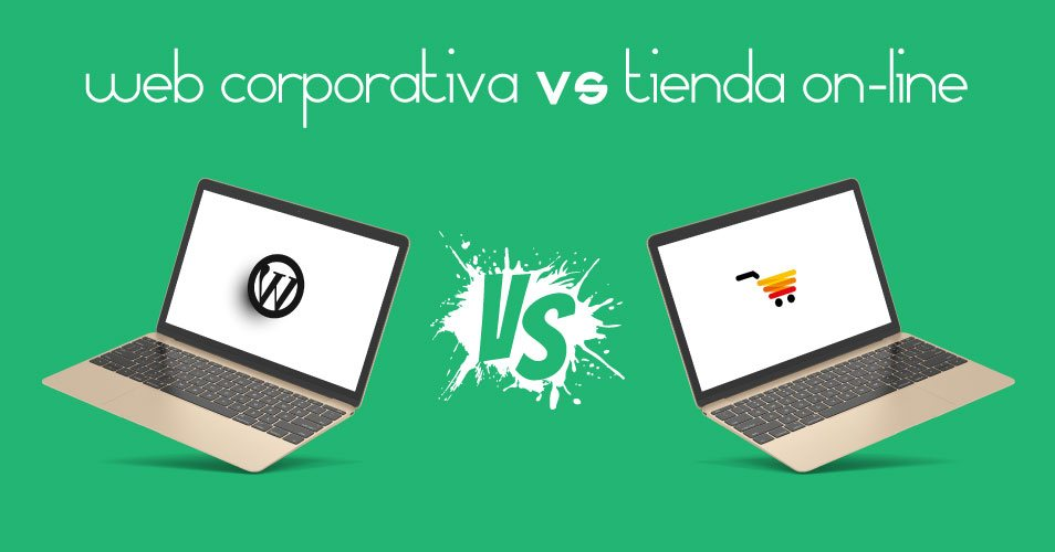 Web Corporativa o Tienda Online