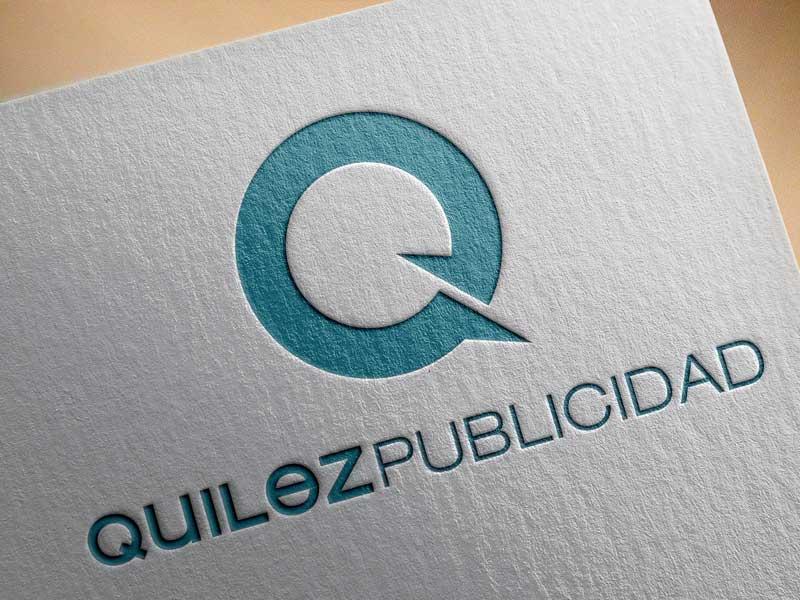 Diseño Logos en Yecla, Quilez Publicidad