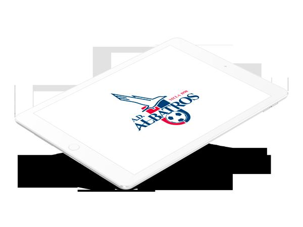 diseño web y tienda online albatros yecla